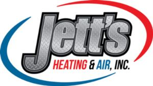 Jett's Heating & Air Inc. logo
